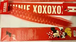 X864 Job Lots Disney Party Bag Fillers Minnie Mouse Hair Extensions 2/pack=1728