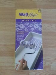 Original Wall Magic Accent Kit Decorative Painting Kit By Wagner New