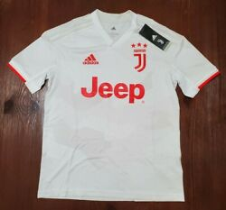 70 Adidas Youth Juventus 2019-20 Away Soccer Jersey Dw5457 Size Youth Large Nwt