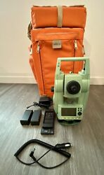 Leica Tc403 3and039and039 Total Station Surveying