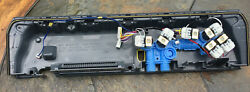 Maytag Washer Bravos Panel Tray Assembly, Seal And Inlet Water Valve. Mvwb70wro.