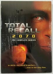 New Total Recall 2070 The Complete Series Dvd Set - Please See Description