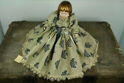 Magnificent Vitage Handmade And Painted Collectible Porcelain Dolls Antique