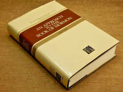 An Approach To The Book Of Mormon Collected Works Of Hugh Nibley Vol 6.