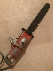 Vintage Remington Chainsaw Rare Model. Early Electric Working Antique Chainsaw