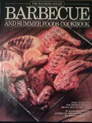 The Random House Barbecue And Summer Foods Cookbook - Hardcover - Good