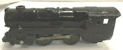 Antique Unmarked Toy/model Train Locomotive O Gauge Free Shipping