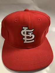 Vintage Sports Specialties Hat St Louis Cardinals Wool The Pro 7 1/2 New Nwot