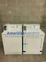 Kenmore Coin Operated Washer Dryer For Sale Only In Ri, Ma, Ct, Nh, Vt And Me