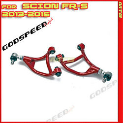 Gsp Ak-169-b Adjustable Rear Camber Arms Spherical Bearings For Scion Fr-s 13-16
