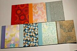 Vintage Time Life The Art Of Sewing Books Fabric Covers Lot Of 7 Free Shipping