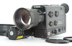 【exc++++】 Canon 1014xl-s Super 8 8mm Film Movie Camera From Japan Q35