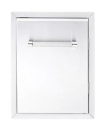 Kitchenaid 18 In. Outdoor Kitchen Built-in Grill Cabinet Single Access Door