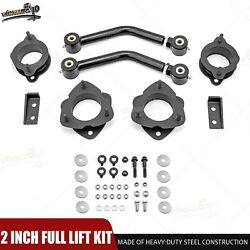Fit 2007-2017 Jeep Compass Patriot Mk Front And Rear 2 Full Lift Kit + Alignment
