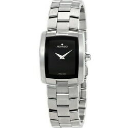 Movado Womenand039s 0605378 Eliro Stainless-steel Watch