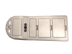 Genuine Nissan Front Overhead Console Map Lamp 26430-zq82a