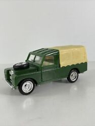 """Vintage Roxy Toys Land Rover 434 Hong Kong 5.5"""" Collectible Plastic Friction Car"""