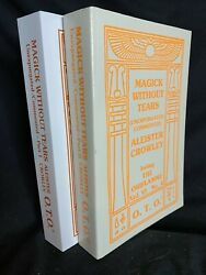 Magick Without Tears Aleister Crowley Unexpurgated Oriflamme Pt 1 And 2