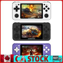 Anbernic Rg351p Vibration Handheld Game Console 3.5 Inch Screen Game Player