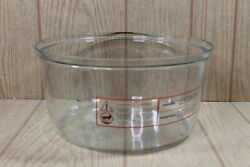 Magic Chef Convection Oven Ewgc12w3 Replacement 3 Gallon Glass Bowl Only