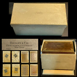 C1924 Antique Playing Cards Museum Quality And Co. Sealed Dougherty Decks