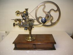 Watchmakers Antique Topping Rounding Up Tool