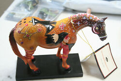 Rare 2004 Ghost Horse Trail Of Painted Ponies By Westland 1544 1e/10270 Statue