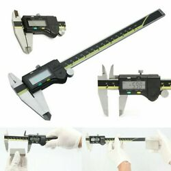Vernier Caliper Lcd Absolute Digital Measure Quickly Tool Practical High Quality