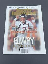 Sports Illustrated John Elway Collector's Edition Magazine
