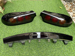 Mazda Rx-7 Fd3s Oem Genuine Tail Lights Lamps And Garnish Set Car Parts From Japan