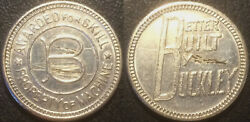 United States - Chicago Illinois - Token Game Better Built By Buckley 1920-1956