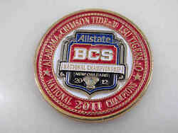 New Orleans National Championship Challenge Coin