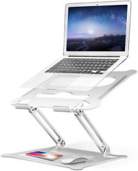 Laptop Stand Updated Adjustable Ergonomic Laptop Holder Multi-angle Stand With