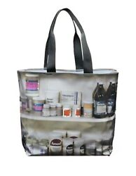 Damien Hirst And039seventeenand039 2012 Artistand039s Pvc Tote Bag Tate London Rare Medicine