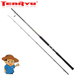 Tenryu Power Master Pmh100hh 10and039 Ultra Heavy Saltwater Fishing Spinning Rod Pole