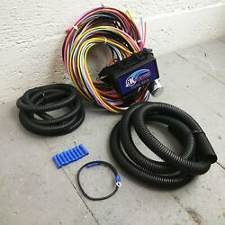 Wire Harness Fuse Block Upgrade Kit For 1966 - 1972 Mercury Cyclone Street Rod