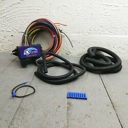 Wire Harness Fuse Block Upgrade Kit For 1939 - 1942 Studebaker Hot Rod Rat Rod