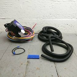 1982 - 1989 Cadillac Ultra Pro Wire Harness System 12 Fuse In Package Fit