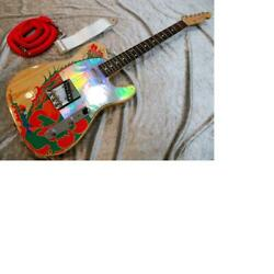 Fender Jimmy Page Telecaster / Dragon Paint Electric Guitar