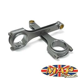 Norton Commando Atlas Connecting Rods Steel 4340-forged H-beam Map7067
