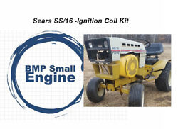 Ignition Coil Kit For Sears Ss16 Ss/16 16hp Tractor Onan Bf-ms Powered