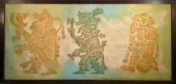 Listed Artist Dale Nichols 1904-1995 Signed And Dated Oil Painting On Linen 1978