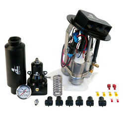 Aeromotive 2011-2017 Ford Mustang Triple 450lph Fuel Pump Assembly Drop In Kit