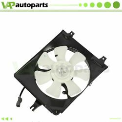 Engine A/c Condenser Cooling Fan Assembly For Acura Cl Honda Accord 620-201