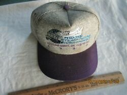 1995 National Tractor Pulling Championship Hat. Vintage K-product, Iowa.
