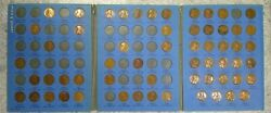 59 Coin Set 1909-1940 Lincoln Wheat Penny Cent - Early Dates Collection  149