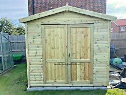 Garden Shed Security Workshop Tool Store Delivery 8-14 Weeks