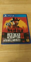[ps4] Red Dead Redemption 2 - Sony Ps4 Korean Version