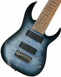 New Ibanez Iron Label Rgir9fme-fdf Electric Guitar