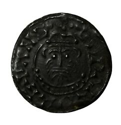 England 1062-1065 Ad Edward The Confessor Silver Penny Medieval Hammered Coin